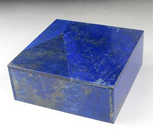 ラピスラズリの宝石箱