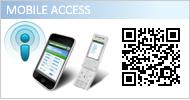 モバイルアクセス用QRコード