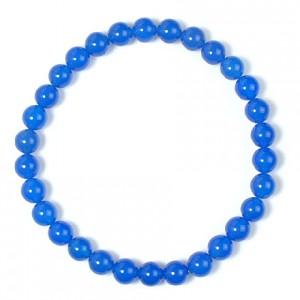 青めのうブレスレット(06b_042-1)