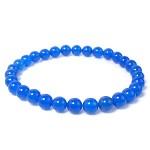 青めのうブレスレット(06b_042-3)