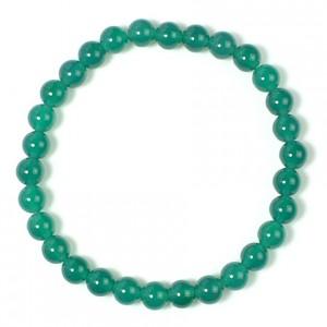 緑めのうブレスレット(06b_078-1)