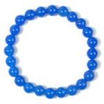 青めのうブレスレット(08b_042-1)