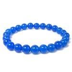 青めのうブレスレット(08b_042-3)