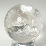 レインボー水晶丸玉(crbo048-3)