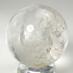 レインボー水晶丸玉(crbo048-4)