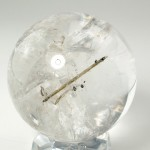 レインボー水晶丸玉(crbo048-5)