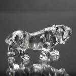 水晶彫刻虎(cycz027-2)