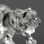 水晶彫刻虎(cycz027-3)