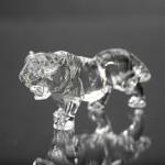 水晶彫刻虎(cycz027-5)