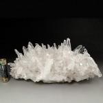 中国産水晶クラスター(czch019-4)