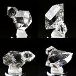 ハーキマー水晶(haqz053-6)