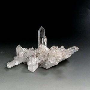 クル産水晶クラスター(hccr237-1)