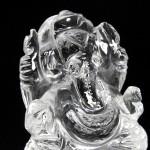 ヒマラヤ水晶ガネーシャ像(hmcc011-5)