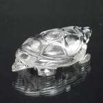 水晶彫刻亀(hmcc019-5)