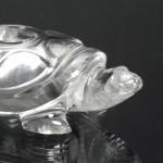 水晶彫刻亀(hmcc019-6)