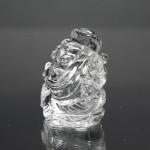ヒマラヤ水晶ガネーシャ像(hmcc024-2)