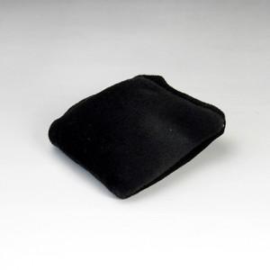ピラミッドピロー(クッション枕)黒・小(plbl001-1)