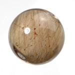 レッドルチルクオーツ丸玉(rubo184-1)