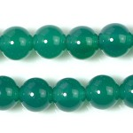 6mm緑めのうビーズ(1連)(r06_078-1)