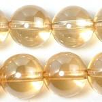 10mmゴールドオーラビーズ(1連)(r10_g010-1)