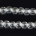 4mm水晶ビーズ(半連)(rh04_001-1)