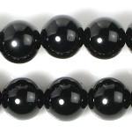 8mmブラックトルマリンビーズ(半連)(rh08_014-1)