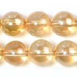 8mmゴールドオーラビーズ(半連)(rh08_g010-1)